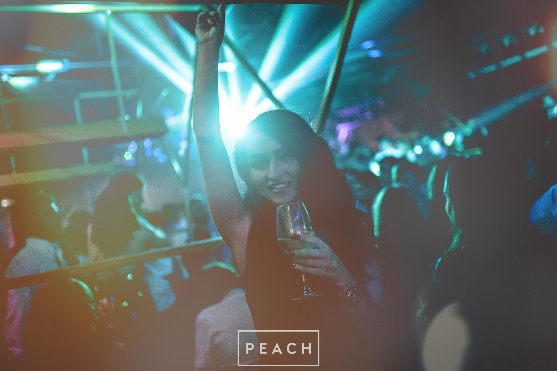 PEACH Club Sabato Sera